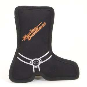 Harley Davidson Heavy Duty Boot Canvas Toy