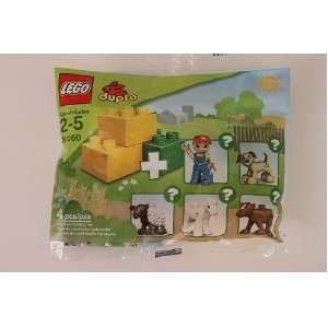 Lego Duplo Farm Accessory Horse Preschool Toy: Toys