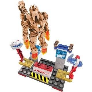 Mega Bloks Ironman 2 Aerial Attack Drone Toys & Games