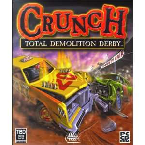 Crunch! Total Demolition Derby (Jewel Case): Video Games