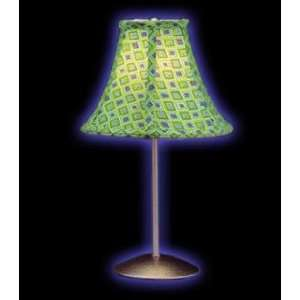 Table Lamp   Retro Lamp in Wintergreen   LumiSource   LS