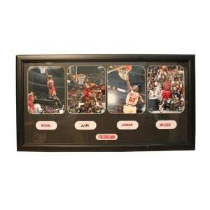 Michael Jordan Chicago Bulls Includes Four 8 x 10