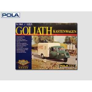 KASTENWAGEN   POLA G SCALE MODEL TRAIN ACCESSORIES 1861: Toys & Games