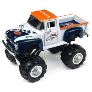 Denver Broncos 1956 Ford Monster Truck Sports & Outdoors