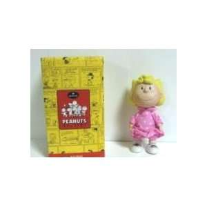 Hallmark 2000 Peanuts Gallery   Sally Brown Figurine   Limited Edition