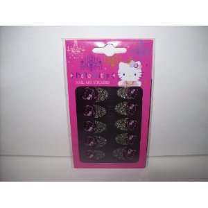 Hello Kitty French Nail Art Stickers Manicure Beauty