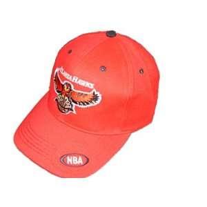 Atlanta Hawks NBA ball cap hat   one size fit   cotton