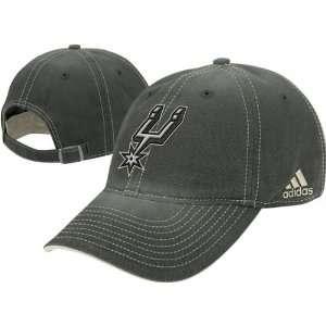 San Antonio Spurs Basic Logo Washed Slouch Adjustable Hat