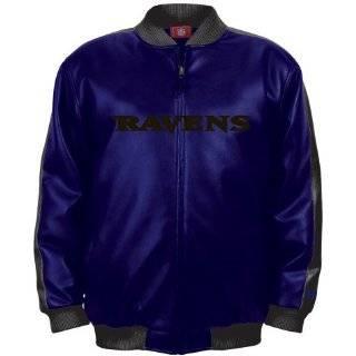 Ravens NFL Football Windbreaker Jacket (Large) Baltimore Ravens NFL