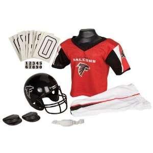 Youth Nfl Deluxe Helmet And Uniform Set (Medium)