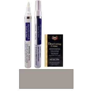 Medium Pewter Metallic Paint Pen Kit for 1987 Nissan Pathfiner (215