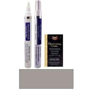 Medium Pewter Metallic Paint Pen Kit for 1987 Nissan Pathfiner (215