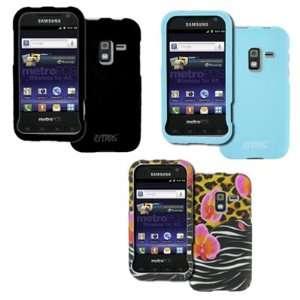 Case Covers (Light Blue, Orchid Safari, Paint Splatter) Electronics