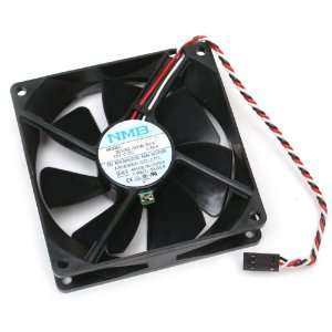 Genuine Dell Replacement CPU Case Cooling Fan For The Following Dell