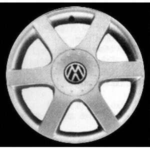 98 01 VW VOLKSWAGEN PASSAT ALLOY WHEEL RIM 16 INCH, Diameter 16, Width