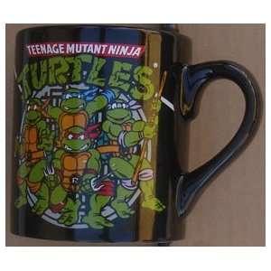com Teenage Mutant Ninja Turtles Ceramic Coffee Cup (No Colorful Box
