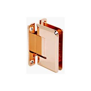 CRL Pinnacle 037 Series Polished Copper Wall Mount Full