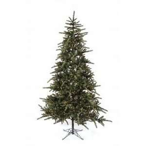 Mixed Pine White Lights Pre lit Christmas Tree Cone