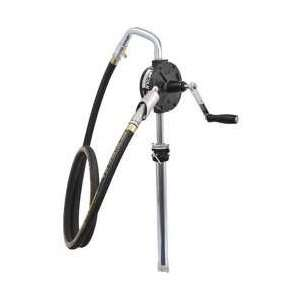 Rotary Fuel Pump,w/hose,16 To 55 Gal.   LINCOLN