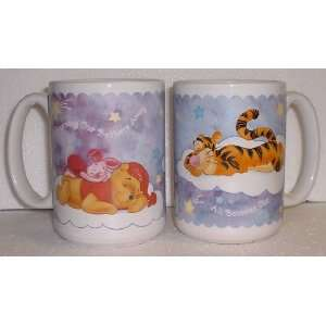 Disney Winnie the Pooh and Tigger Coffee Cup, Mug