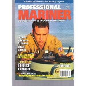 Mariner Magazine (Exhaust scrubbers, March 2011) Various Books