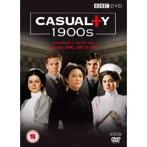 Casualty 1900s   Complete Series   4 DVD Box Set ( London