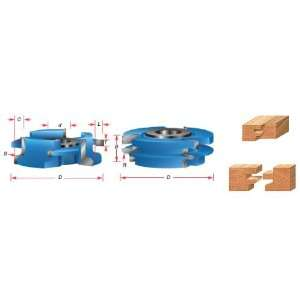 Amana SC548 Stile & Rail Cabinet Door Shaper Cutter Sets