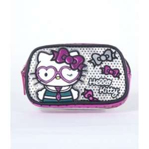 Hello Kitty Heart Glasses Winking Coin Bag Office