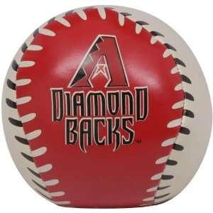 MLB Arizona Diamondbacks 4 Quick Toss Softee Baseball