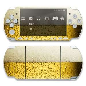 Sony PSP 1000 Skin Decal Sticker  I Love Beer: Everything
