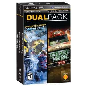PSP Dual Pack   MotorStrom Arctic Edge and Twisted Metal