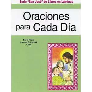 Oraciones Para Cada Dia (9780899423807): none: Books