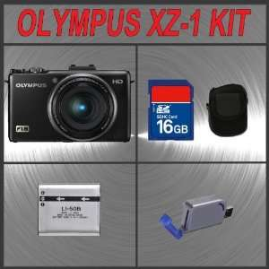 + Carrying Case + USB SD Card Reader + Accessory Kit