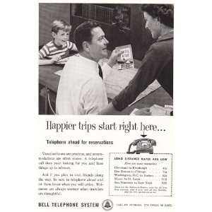 Telephone System Happier trips start right here  Bell Telephone