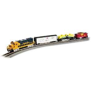 Thunder Valley N Scale Train Set Toys & Games