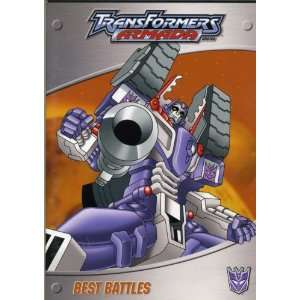 Best Battles   TransFormers Armada 2007: Movies & TV