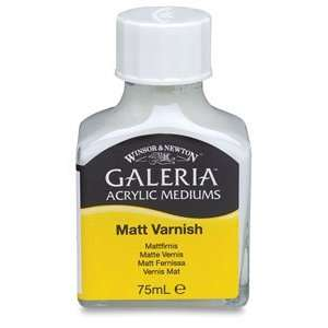 Galeria Acrylic Varnishes   75 ml, Matte Varnish