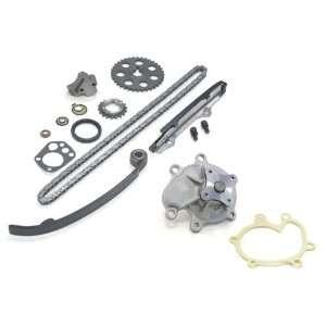 Nissan Stanza Wagon 2.4 12V Sohc Ka24E Water Pump & Timing Chain Kit