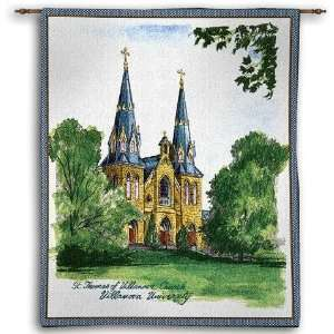 University Woven Tapestry Wall Hanging   34 x 26