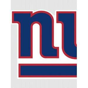Wallpaper Fathead Fathead NFL Players and Logos New York Giants Logo