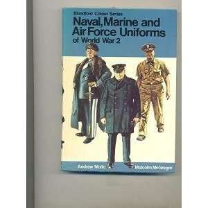 Naval, Marine and Air Force Uniforms of World War II