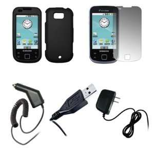 Cover Case + Screen Protector + Car Charger (CLA) + Home Wall Charger