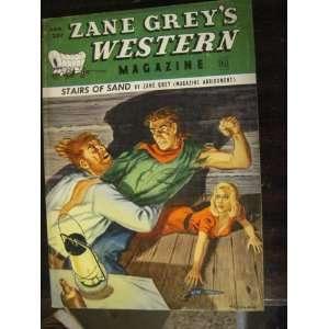 Greys Western Magazine Vol 2, No. 6, August, 1948 zane grey Books