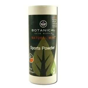 Mens Body Care Sports Body Powder 3.5 oz: Beauty