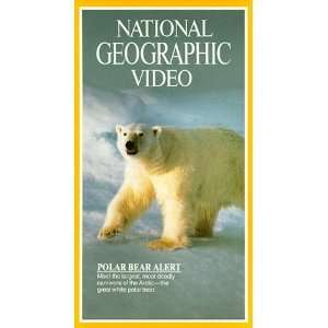 Geographics Polar Bear Alert [VHS] National Geographic Movies & TV