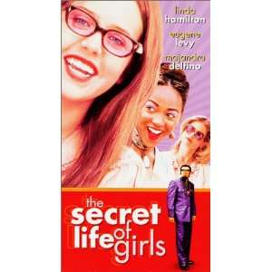 The Secret Life of Girls [VHS]: Linda Hamilton, Eugene