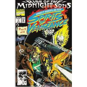 Rise of the Midnight Sons (Ghost Rider and Blaze Spirits