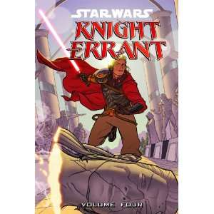 Knight Errant Volume 4 Aflame (Star Wars Knight Errant