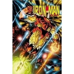 Iron Man The Mask in the Iron Man [Paperback] Joe