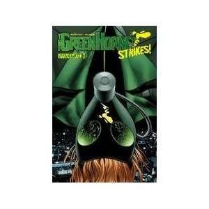 Green Hornet Strikes #1 (0725130151001) Brett Matthews